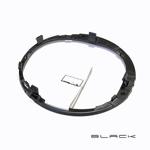150 opinioni per BlackIT- Anello ritenzione cuffia cambio Fiat 500