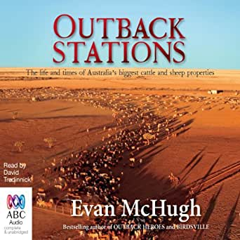 Amazon.com: Outback Stations: The Life and Times of Australia's Biggest Cattle and Sheep
