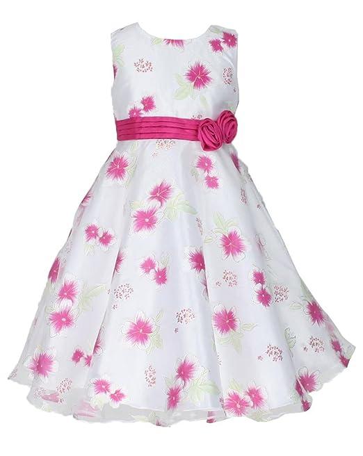 c8c2600889d2 go2victoria Organza vestito formale per bambini vestito da sera vestito da  damigellina 7-8 anni