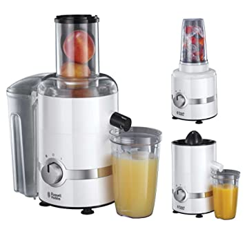 Russell Hobbs 3 in1 Ultimate Juicer - Exprimidor