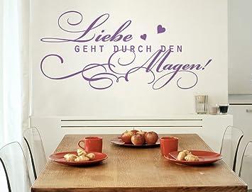 I-love-Wandtattoo 12052 Wandtattoo Küchen Spruch \