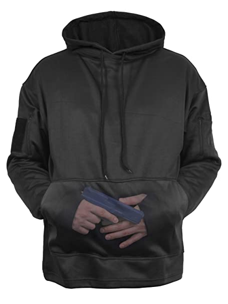 b0f183bc6 Amazon.com: Rothco Concealed Carry Hoodie: Sports & Outdoors