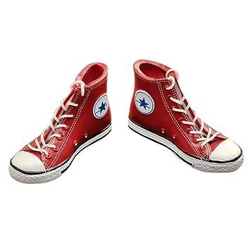 Turnschuhe Schuhe Mini Sneakers Shoes Schwarz f��r American Girl Puppen Doll Pho1VdRj2e