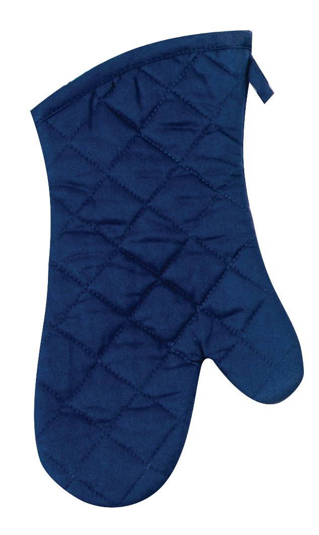 Kay Dee Designs R9225 Everyday Basics Solid Oven Mitt,Twilight