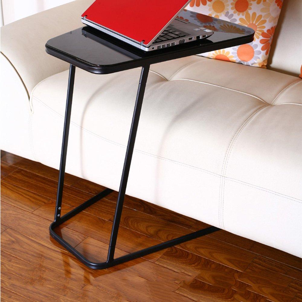 FEIFEI コーヒーテーブルサイドテーブルエンドテーブル、ベッドソファテーブルラップトップテーブル (色 : 03) B07F8S1BRJ 3 3