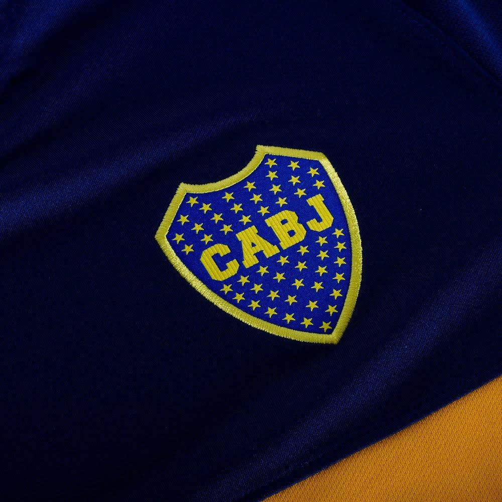 Hombre Nike Boca M Nk BRT Stad JSY SS Hm Camiseta