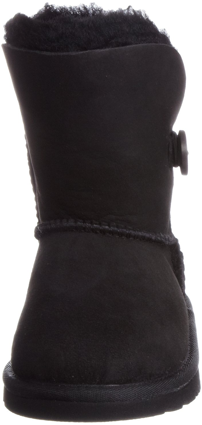 UGG Bailey Button Boot Kids, Black, 6 M US by UGG (Image #4)