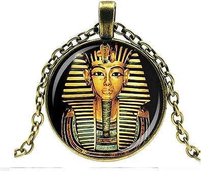 collier egyptien femme