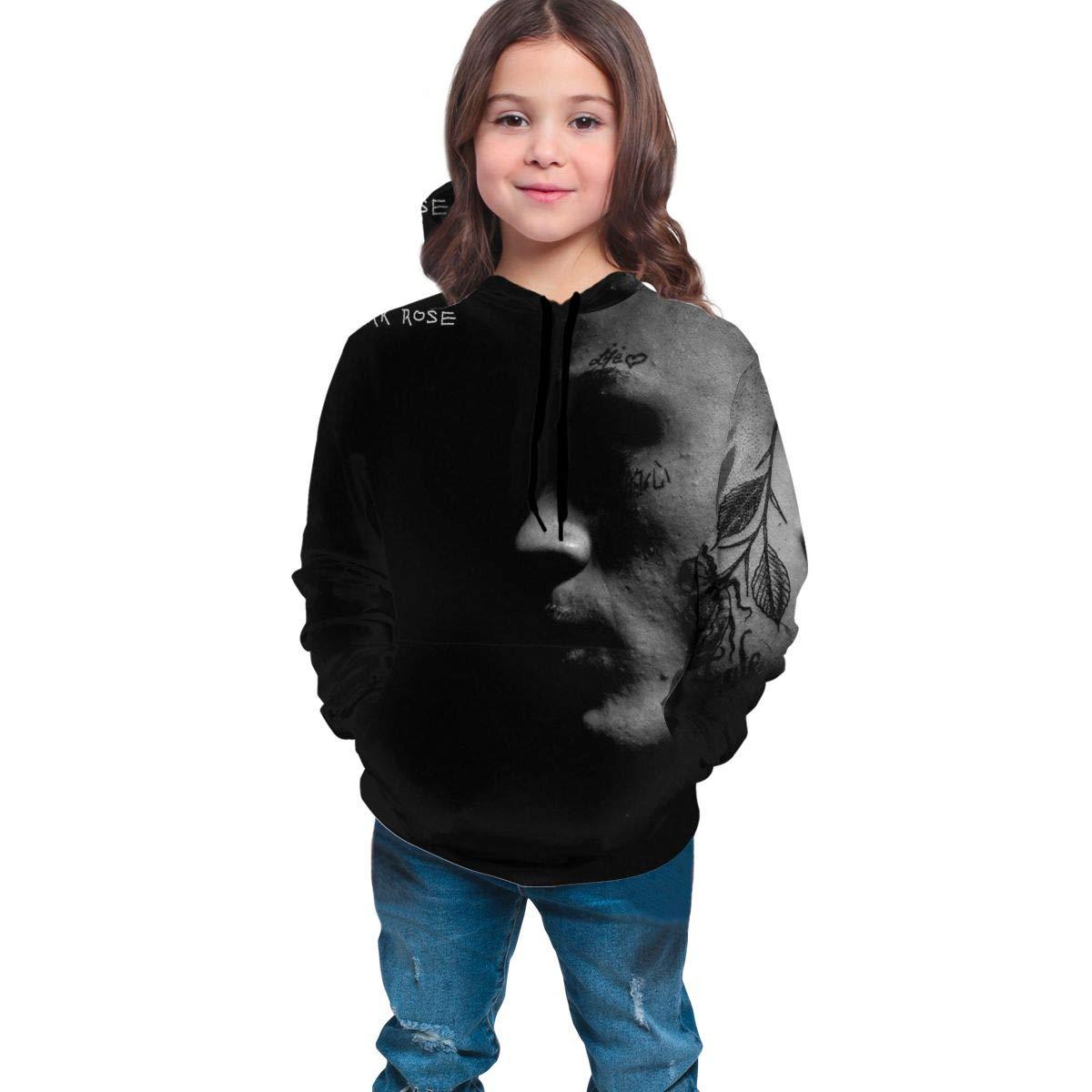 DenverHurst Lil Skies 7-20 Years Teen Pullover Sweatshirts for Boys Girls