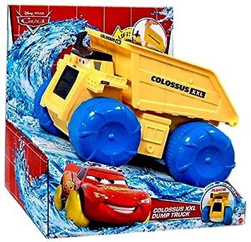 disney cars hydro wheels colossus xxl dump truck plastic car - Disney Cars Toys Truck