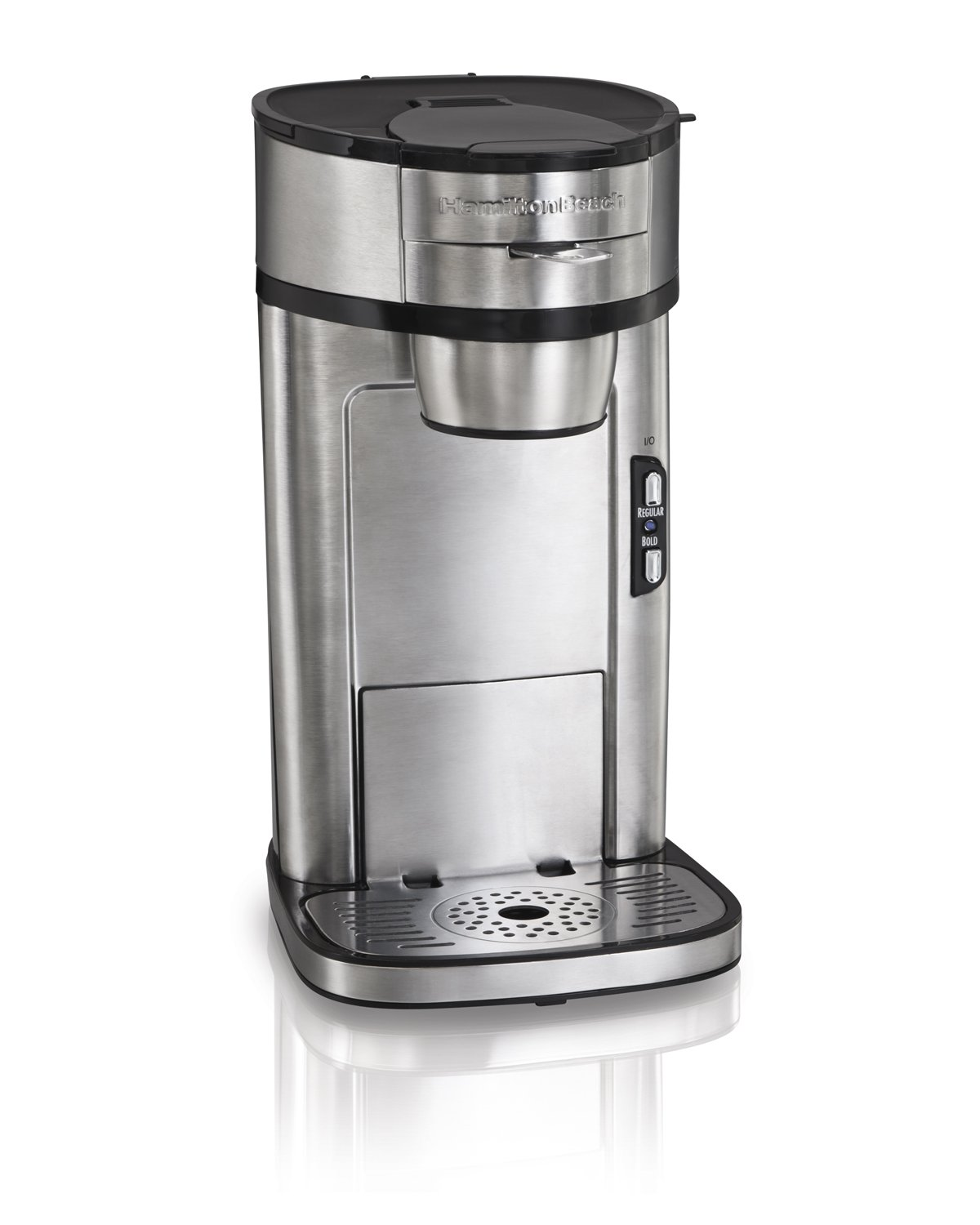 1. Hamilton Beach 49981A Coffee Maker