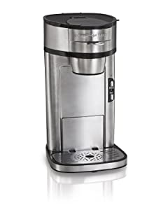 Hamilton Beach 49981A Coffee Maker Single Serve Silver