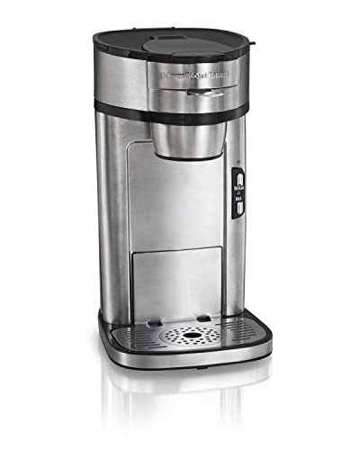 Hamilton-Beach-(49981A)-Single-Serve-Coffee-Maker