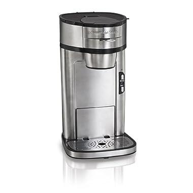 Hamilton Beach 49981A Coffee Maker Single Serve Silver