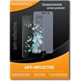 "2 x SWIDO® Pellicola Protettiva HTC U Play Screen Protector Pellicola Protettiva Film ""AntiReflex"" antiriflesso"