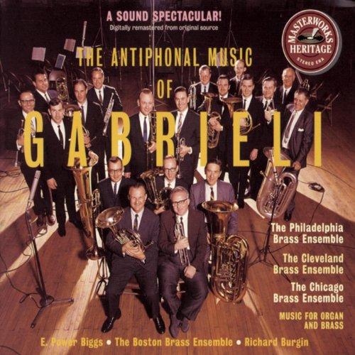 Antiphonal Music (The Antiphonal Music of Gabrieli & Frescobaldi)