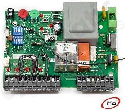 Placa de control Placa VDS EURO 230 M1 Cuadro de control para ...