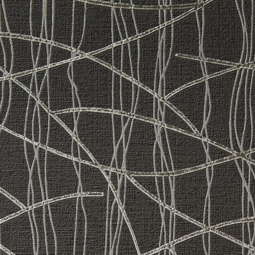 ルノン 壁紙29m ブラック RF-3448 B06XZLCGG4 29m|ブラック