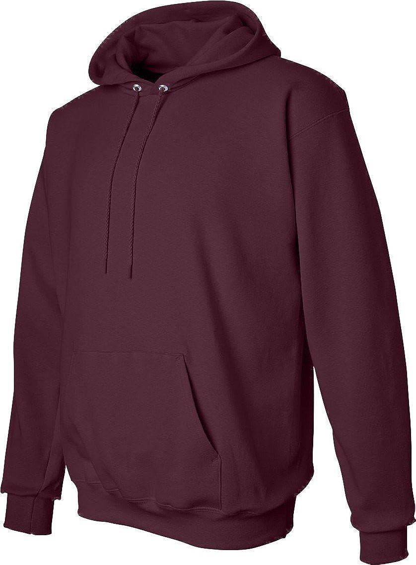 Hanes Men's Ultimate Cotton Pullover Fleece 10 oz (Set of 2) F170