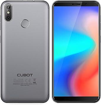 Cubot J3 Pro entsperrtes Smartphone 4 G de Red, 1 GB + 16GB 5.5 Pulgadas Pantalla Completa Identificación de Huellas Digitales Android Go mt6739 Quad Core Dual SIM WiFi: Amazon.es: Electrónica