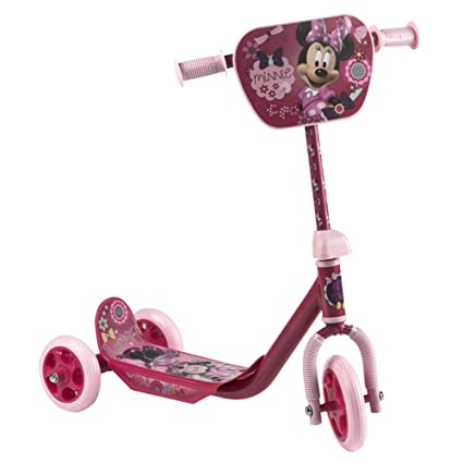 ColorBaby - Patinete 3 ruedas, minnie mouse (42795)