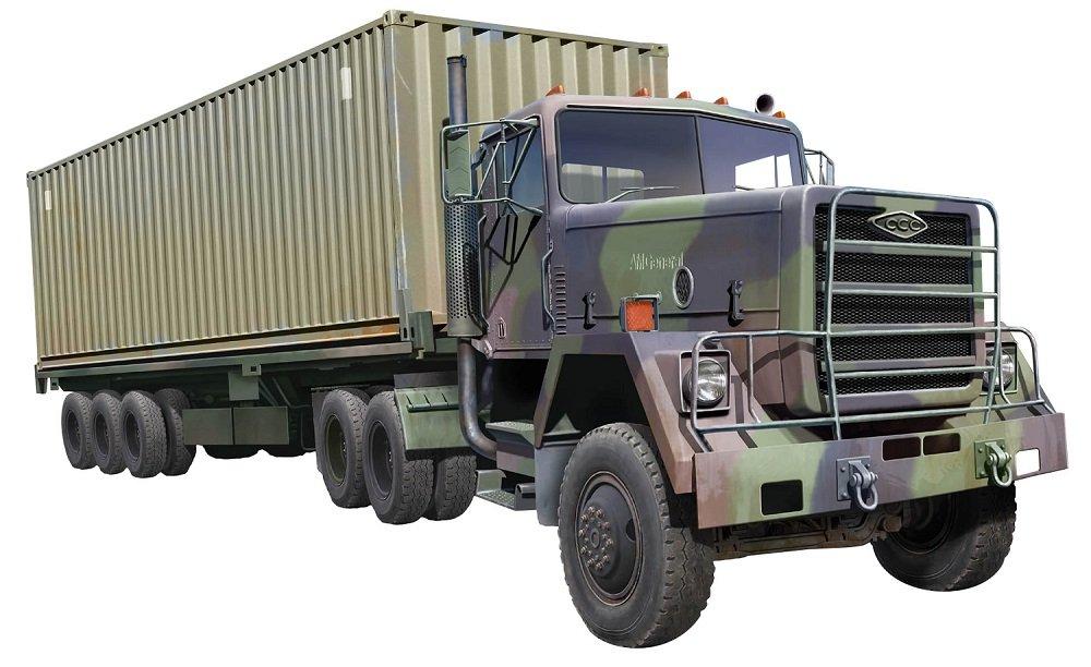 トランペッター 1/35 アメリカ陸軍 M915 トラクタートラック プラモデル 01015 B06WGP3VNP