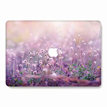 AQYLQ Matt Plastic Hard Protective Shell Cover Case for Apple MacBook air 11 789 Pink /& Green MacBook Air 11 inch Hard Case for Model A1370//A1465