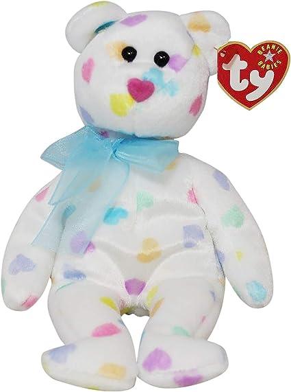 Ty Beanie Baby Kissme the Bear