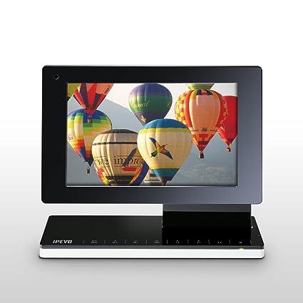 Amazon.com : IPEVO CSFU-01IP Kaleido R7 Wireless Photo Frame ...