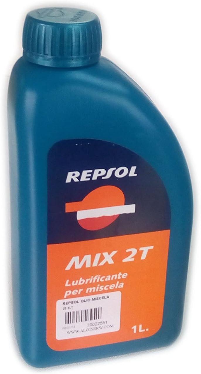 Repsol Aceite Mix 2T para motores a Miscela 1lt