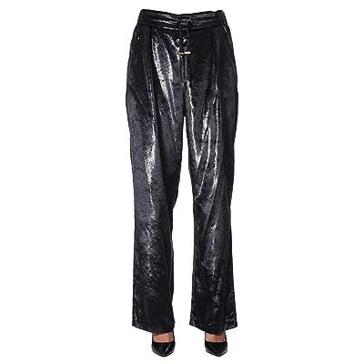 Balmain Luxury Fashion Mujer SF15339X2340PA Negro Joggers | Otoño-Invierno 19: Ropa y accesorios