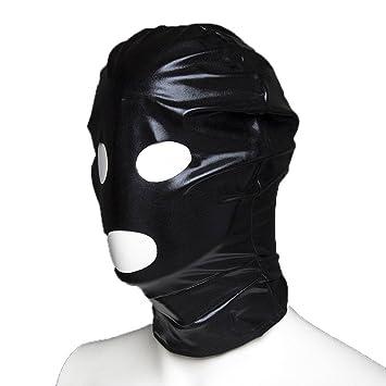 553cfaad0d6 Amazon.com  Uleade Faux Leather Mask