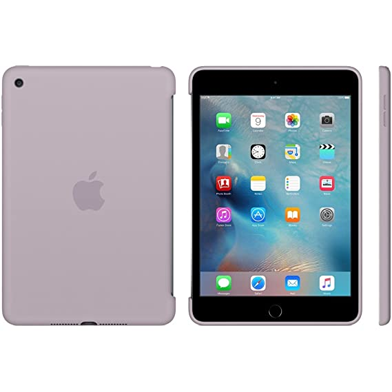 Apple MLD62ZM/A - Carcasa iPad Mini 4, Color Lavanda: Amazon ...