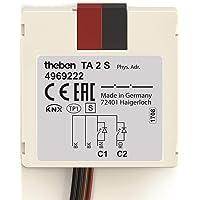 Theben 4969222 - TA 2 S KNX TA