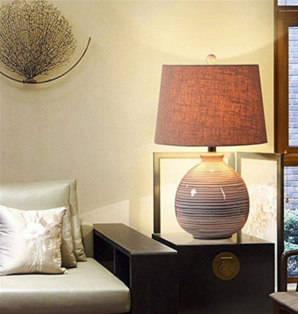 GYP Tischlampe warmes Schlafzimmer Nachttischlampe Wohnzimmer