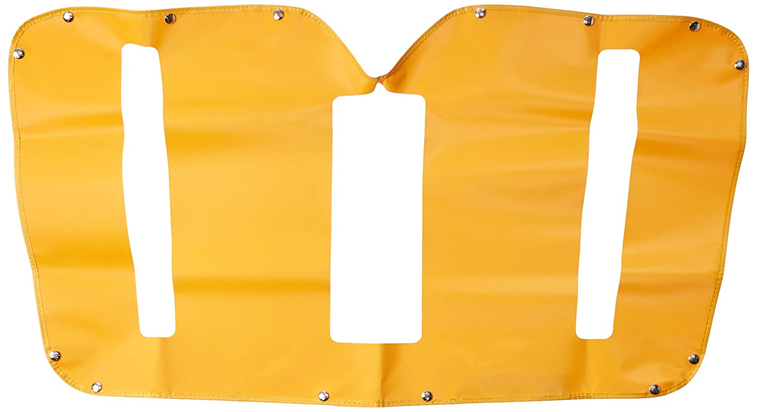 Belmor WF-2189Y-1 Yellow Winterfront Truck Grille Cover for 2002-2003 International IC Bus