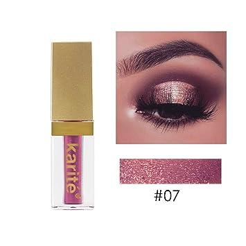 Beauty & Health New High Quality Color Shiny Diamond Liquid Water Pearl Light Water Shiny Eyeliner Female Beauty Makeup Cosmetics Beauty Essentials