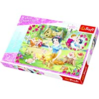 Trefl 200 Parca Puzzle Disney Princess The Dream Of 13205