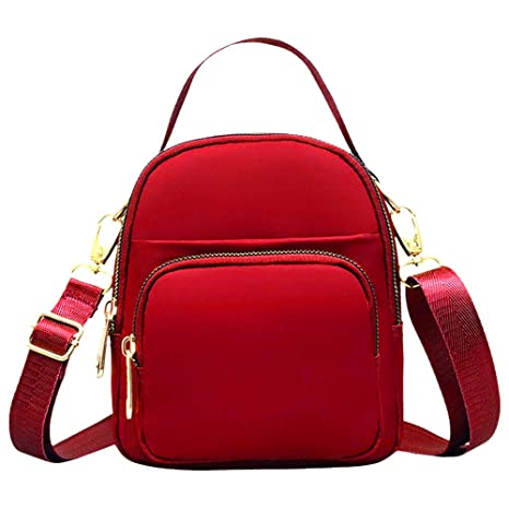 052b5b1f4ead Amazon.com | Refaxi Mini Purse Crossbody Bag Women Messenger ...