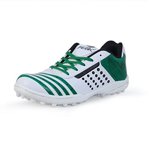 discount supply Feroc Green Cricket Shoes enjoy cheap price discount shop for clearance outlet free shipping original nH6iZh3