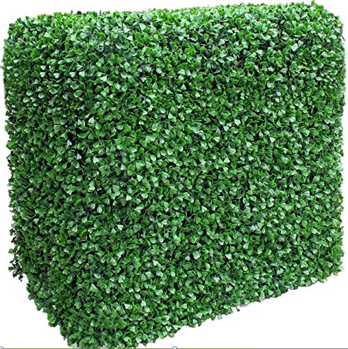 425Hx415Wx13D-UV-Proof-Outdoor-Artificial-Boxwood-Topiary-Hedge-Green