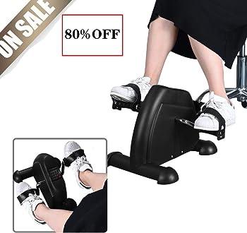 Uamsiste Portable Mini Cycle Pedal Exerciser