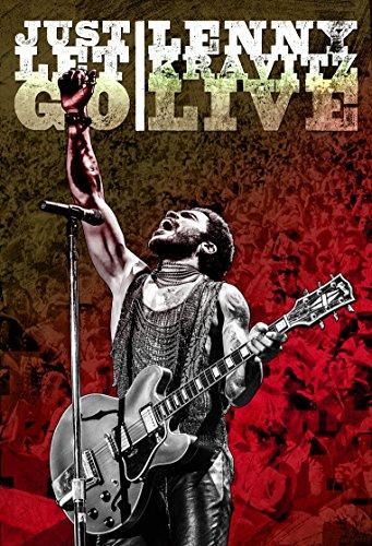 Rocks Lenny - Just Let Go Lenny Kravitz Live