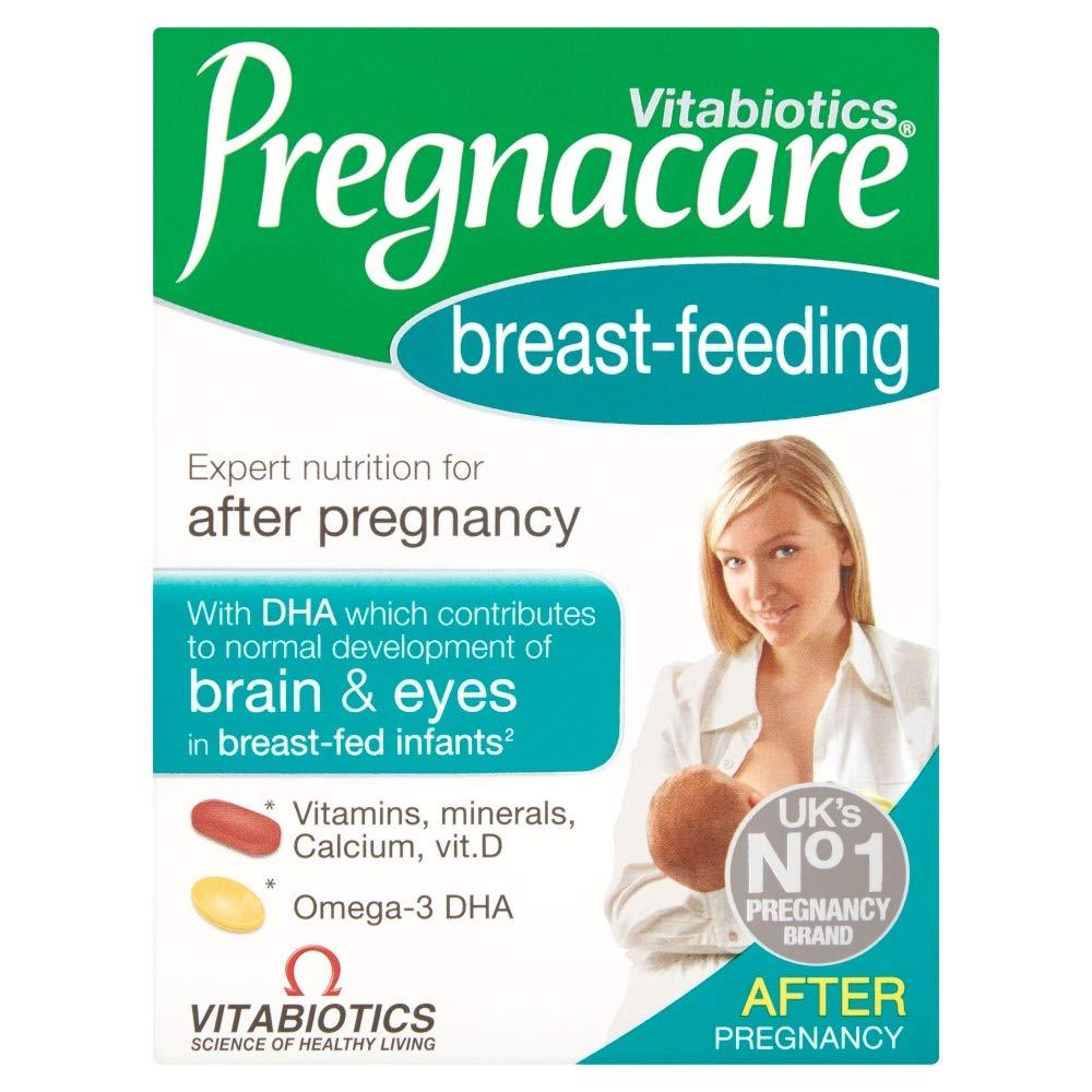 Vitabiotics - Pregnacare - Breast-Feeding - 84 Tablets