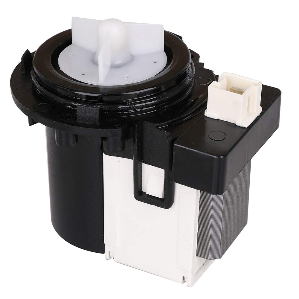 DC31-00054A Washer Drain Pump Motor for Samsung Washing Machines-Replace AP4202690, PS4204638, 34001098, DC31-00016A, and 1534541