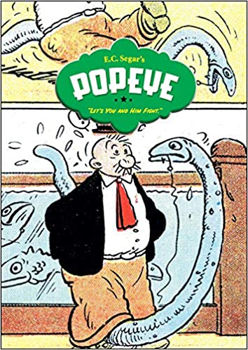 Amazoncom Popeye Vol 3 Lets You And Him Fight 9781560979623