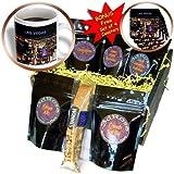 3dRose Las Vegas, Las Vegas The Strip, Coffee Gift Baskets