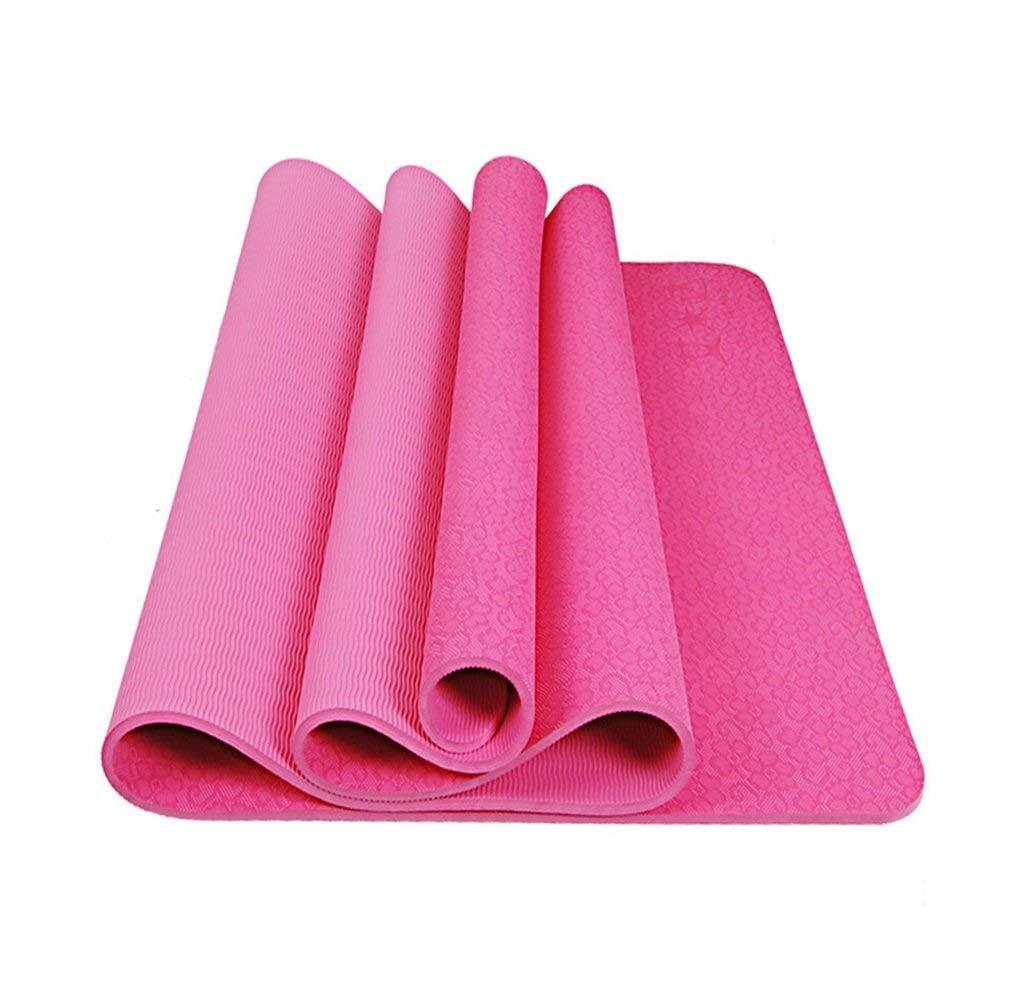 AINIYF Colchonetas de Yoga, Material de TPE Insípido ...