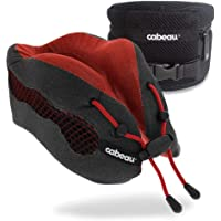 Cabeau Evolution Cool 100% Memory Foam Travel Neck Pillow