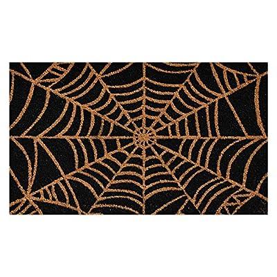 Home & More Scary Web Outdoor Doormat